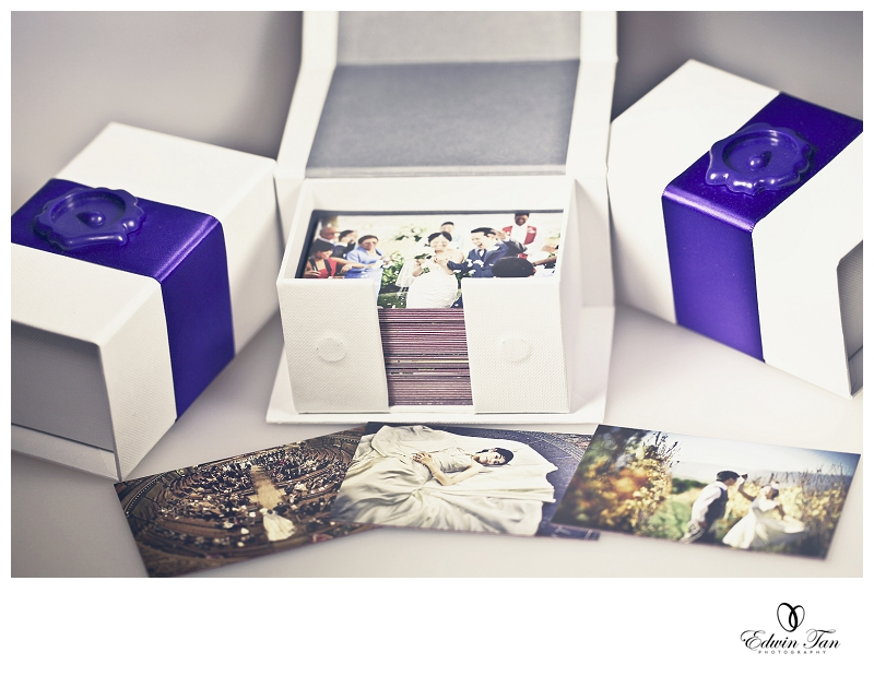 Our New Luxe Business Card Arrived! - Malaysia Wedding Photographer ...